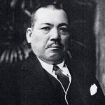 初代社長 赤阪音七
