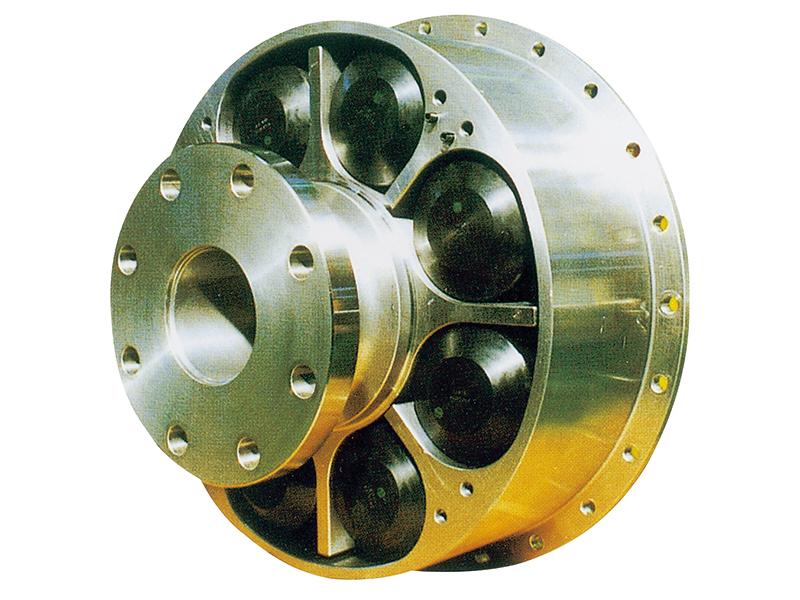 DCB形弾性軸継手