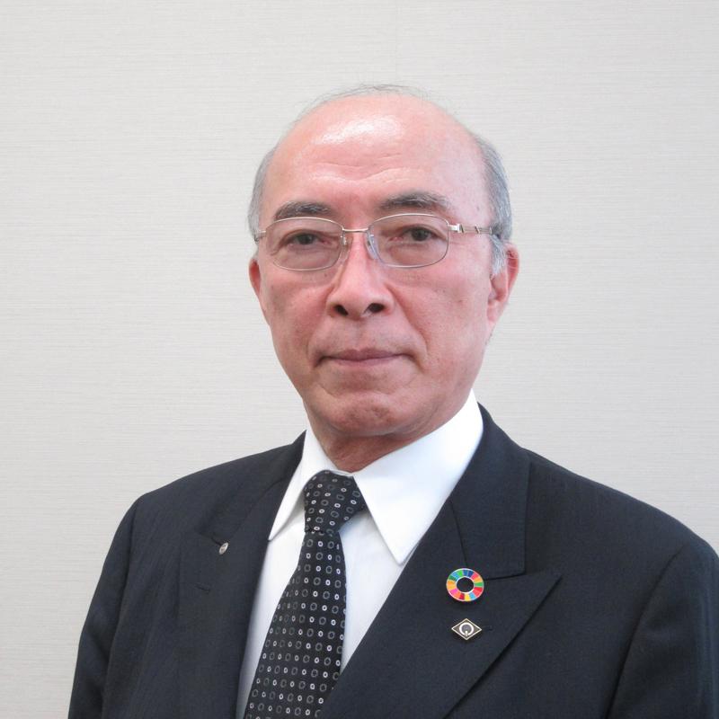 代表取締役会長兼社長 杉本 昭