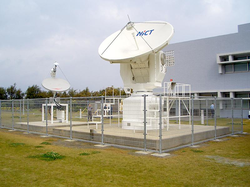 準天頂衛星用アンテナ